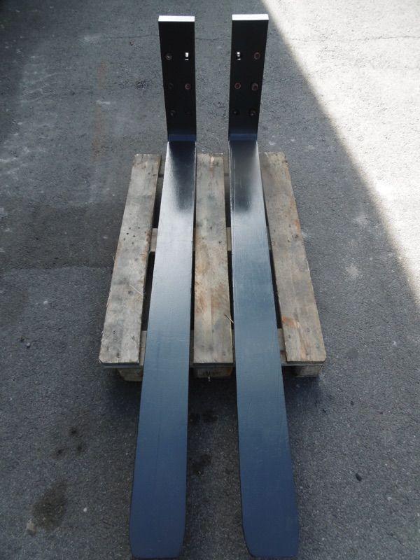 *Sonstige ISO3A 1785x150x60 Anschraubgabeln Gabeln www.nortruck.de