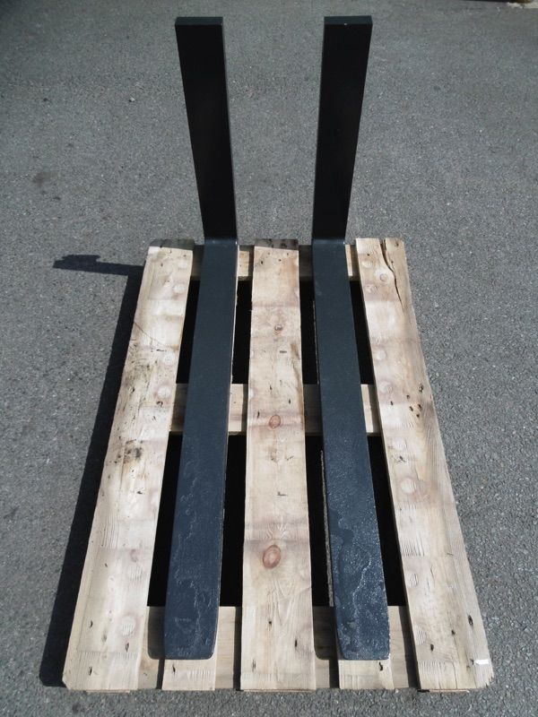 Vetter ISO2B 1100x100x40 Gabeln www.nortruck.de