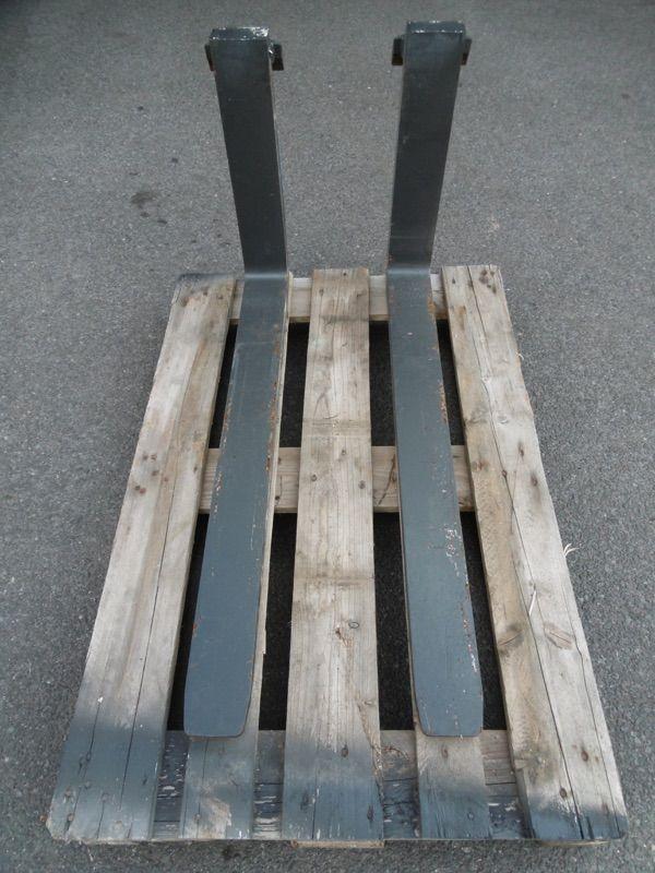 Vetter ISO2A 1000x100x45 Gabeln www.nortruck.de