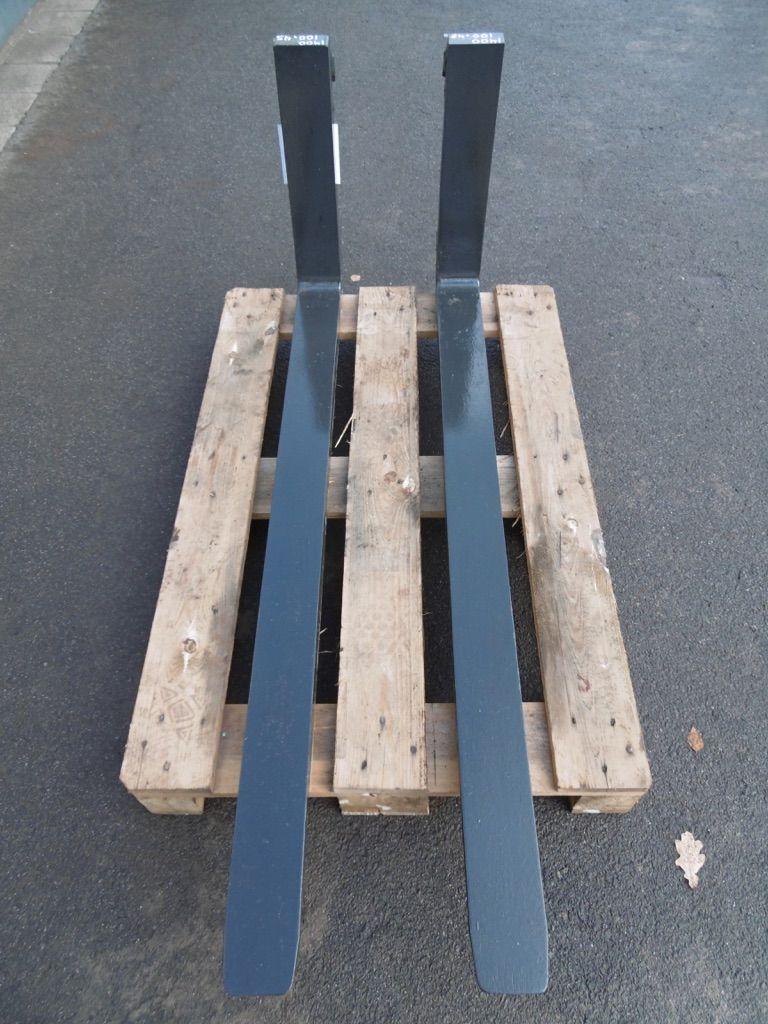 Vetter ISO2A 1400x100x45 Gabeln www.nortruck.de