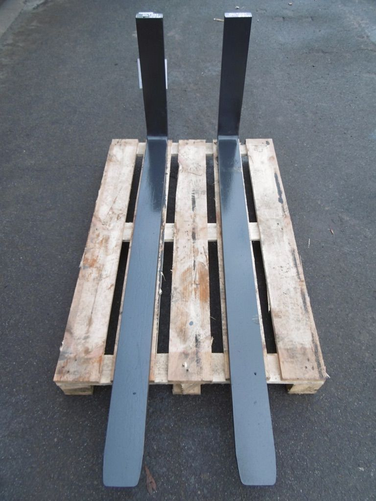 Vetter ISO2A 1400x100x40 Gabeln www.nortruck.de