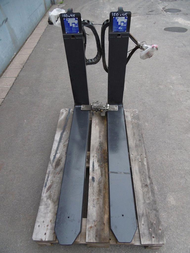 Cascade ISO2A 1200x150x45 Teleskopgabelzinken www.nortruck.de
