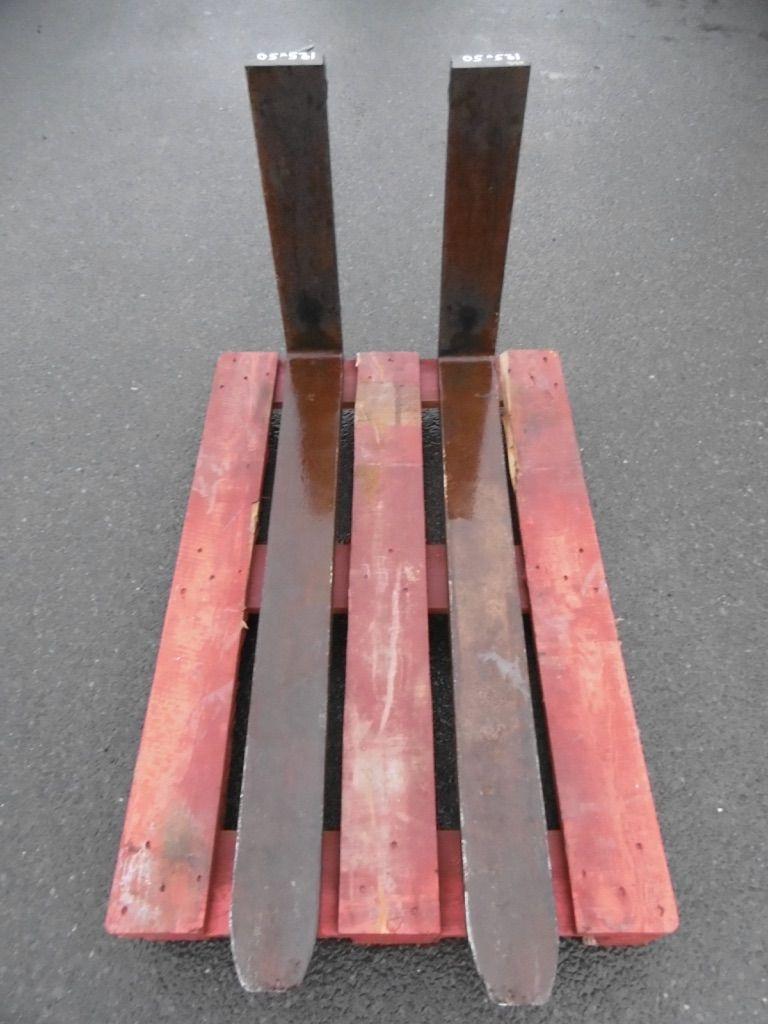 *Sonstige MIK ISO3A 1200X125X50 Gabeln www.nortruck.de
