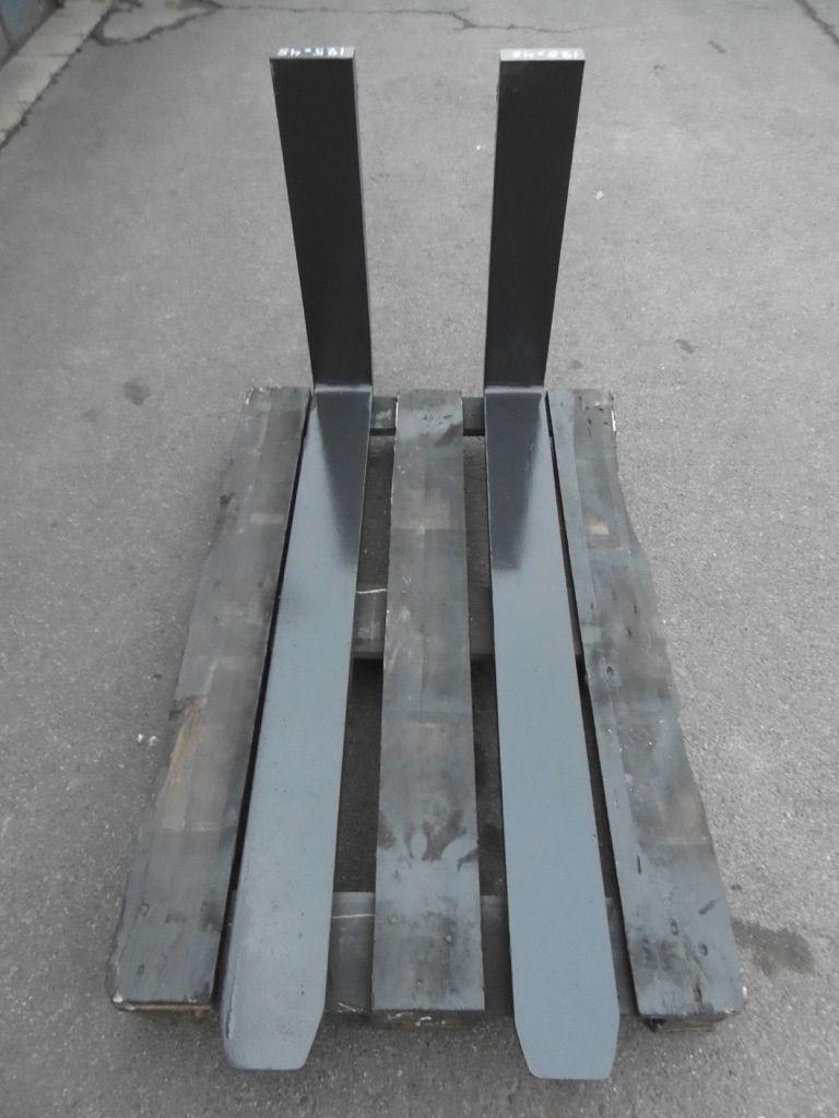 Vetter ISO3A 1200x125x45 Gabeln www.nortruck.de