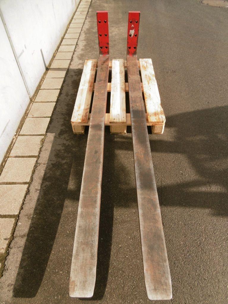 *Sonstige ISO2A 2400x120x50 Anschraubgabeln Gabeln www.nortruck.de