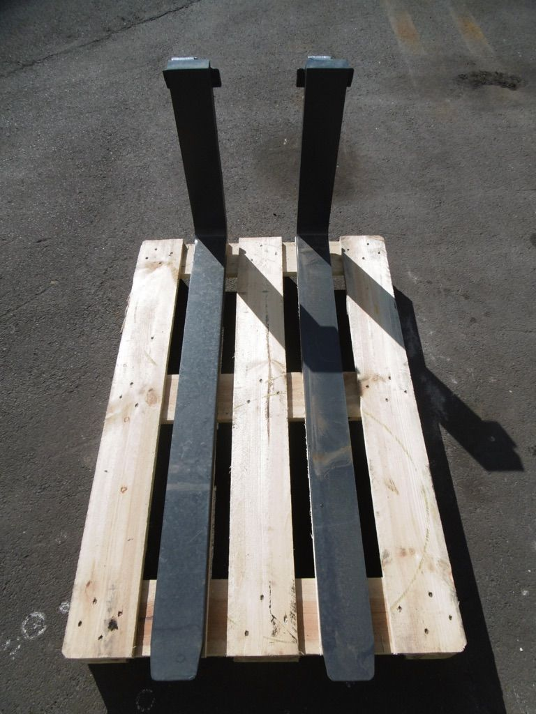 Vetter ISO2A 1190x100x45 Gabeln www.nortruck.de