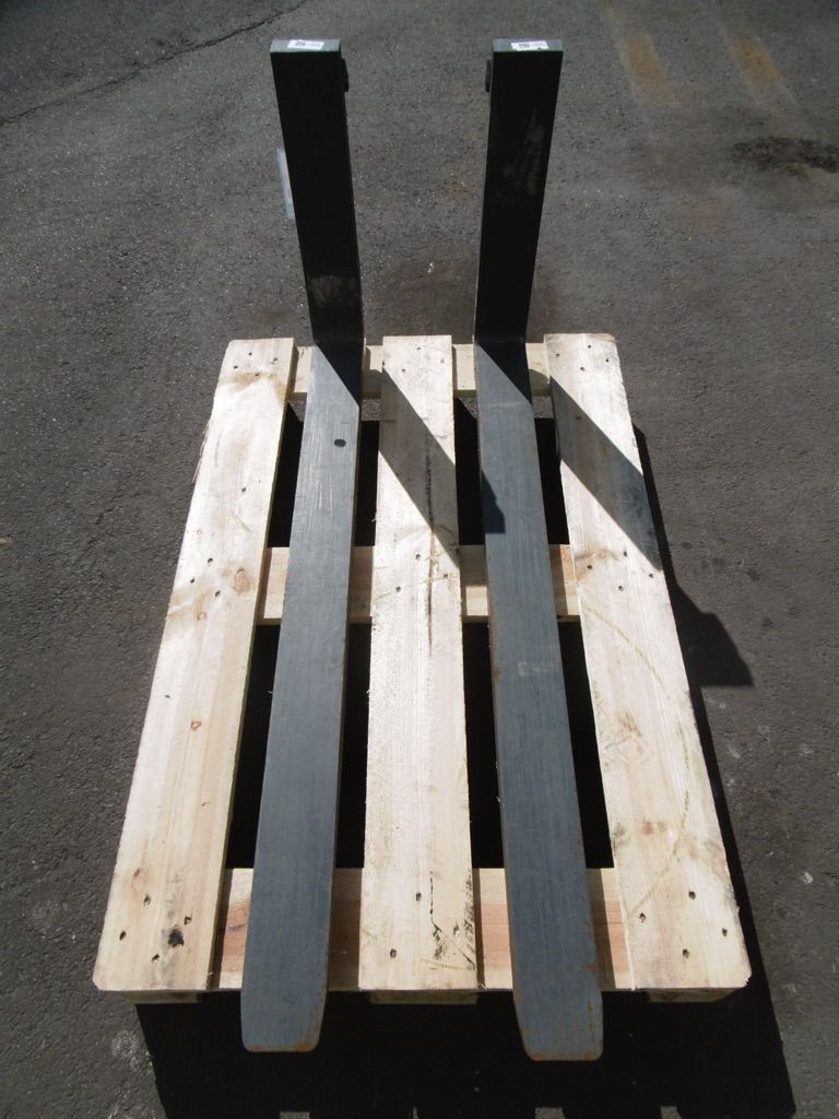Vetter ISO2A 1190x100x40 Gabeln www.nortruck.de