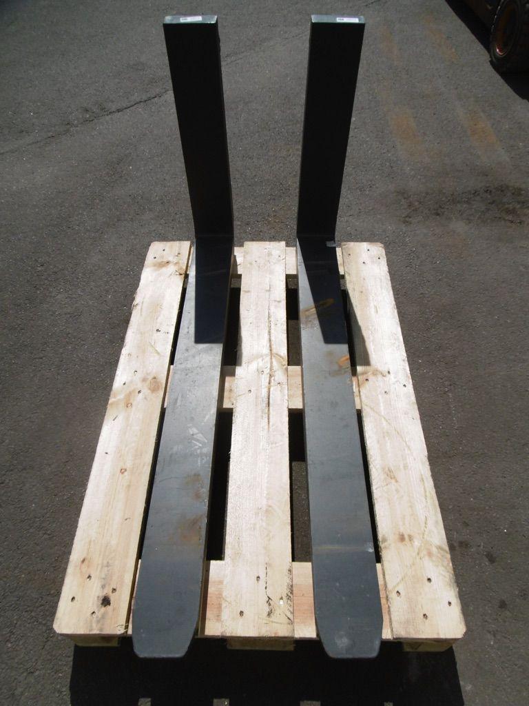 Vetter ISO3A 1190x125x50 Gabeln www.nortruck.de
