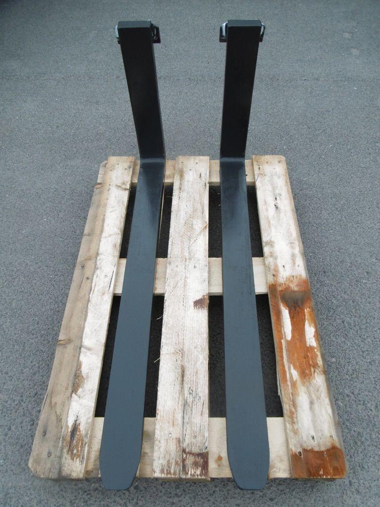 Cascade ISO2A 1140x100x45 Gabeln www.nortruck.de
