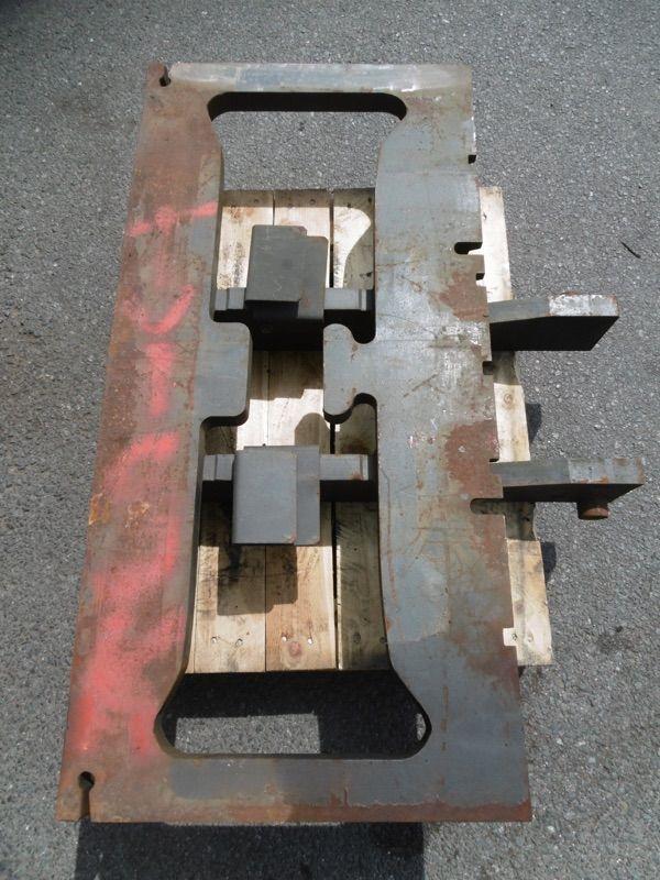 Linde Gabelträger für Triplex, M186, BR 336 Gabelträger www.nortruck.de