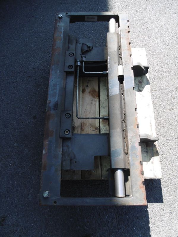 Linde Gabelträger für Standard, M181, BR 386 mit ISS Gabelträger www.nortruck.de