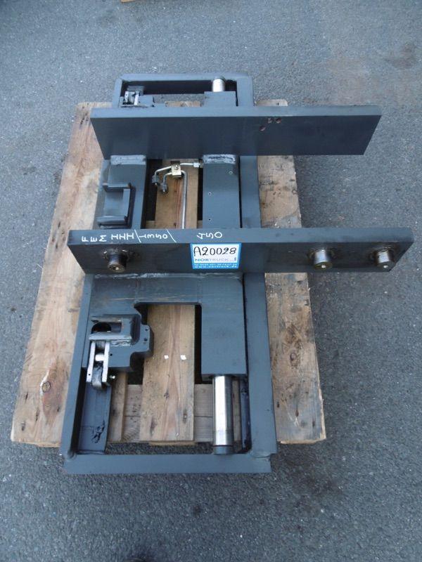 Linde Gabelträger für Standard&Duplex, M198, BR 394, mit ISS Gabelträger www.nortruck.de
