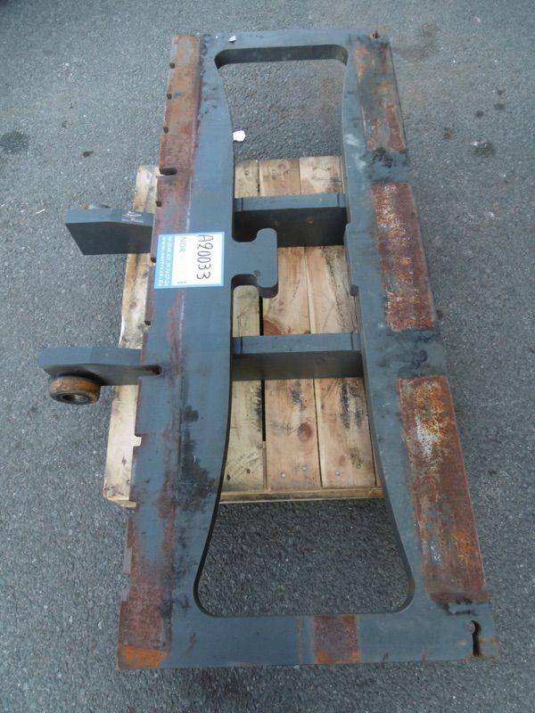 Linde Gabelträger für Triplex M1523-387 Gabelträger www.nortruck.de