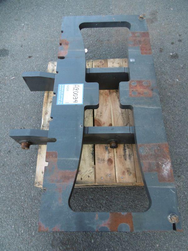 Linde Gabelträger für Duplex, M188, BR 393 Gabelträger www.nortruck.de