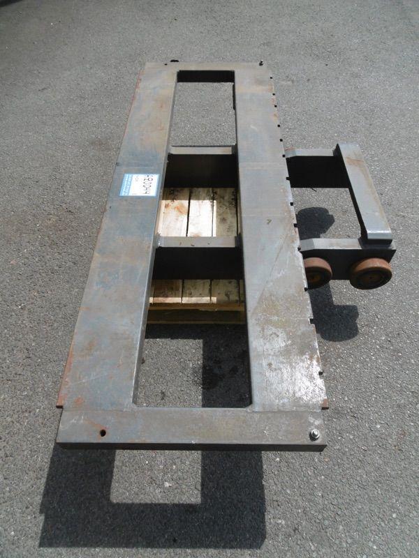 Linde Gabelträger für Triplex, M195, BR 396 Gabelträger www.nortruck.de