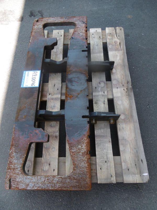 Linde Gabelträger für Standard M185-392, M1514-387 Gabelträger www.nortruck.de