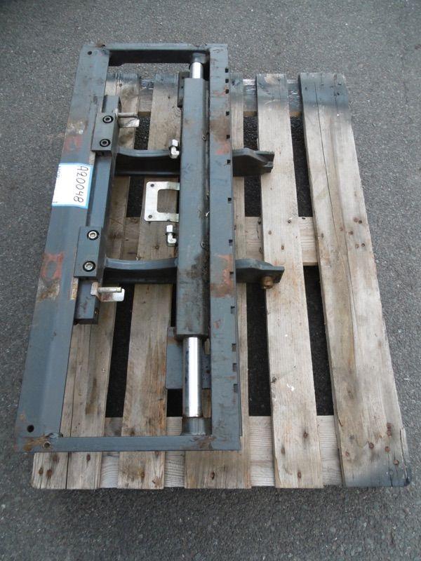 Linde Gabelträger für Triplex, M181, BR 386, mit ISS Gabelträger www.nortruck.de