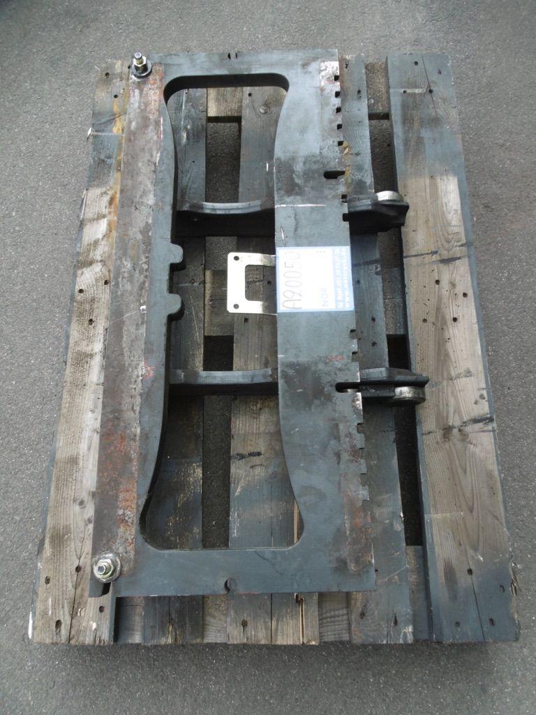 Linde Gabelträger für Triplex, M181, BR 386 Gabelträger www.nortruck.de