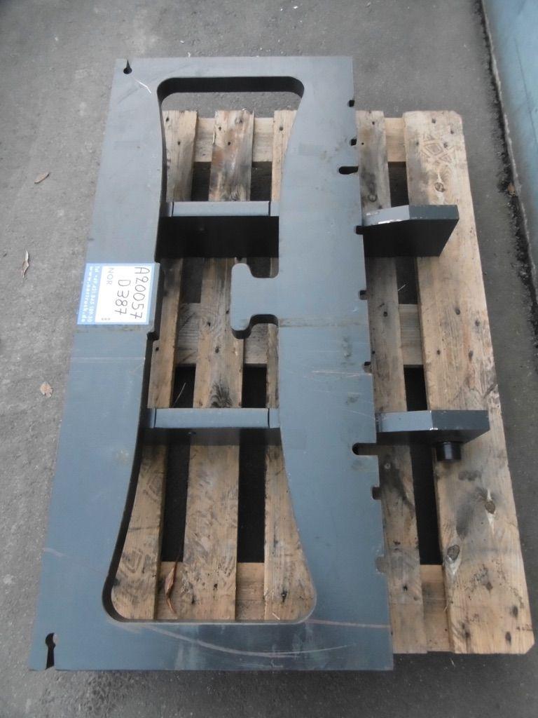 Linde Gabelträger für Duplex M1515-387 Gabelträger www.nortruck.de