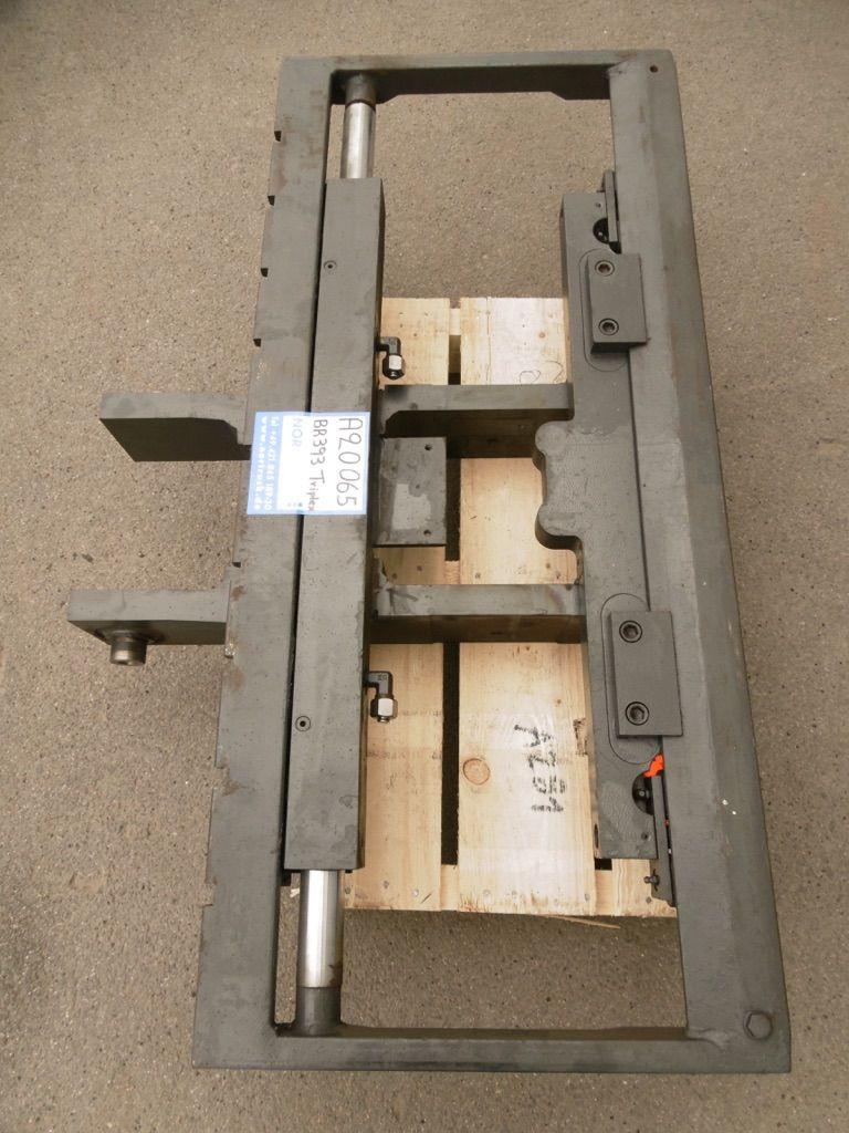 Linde Integrierter Seitenschieber für Triplex M188-393, M188-351, M1515-387 Gabelträger www.nortruck.de