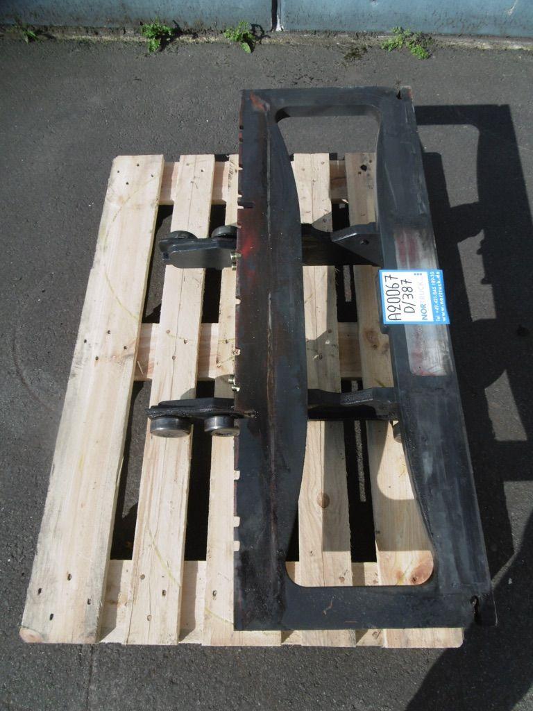 Linde Gabelträger für Duplex M185-392, M1514-387 Gabelträger www.nortruck.de
