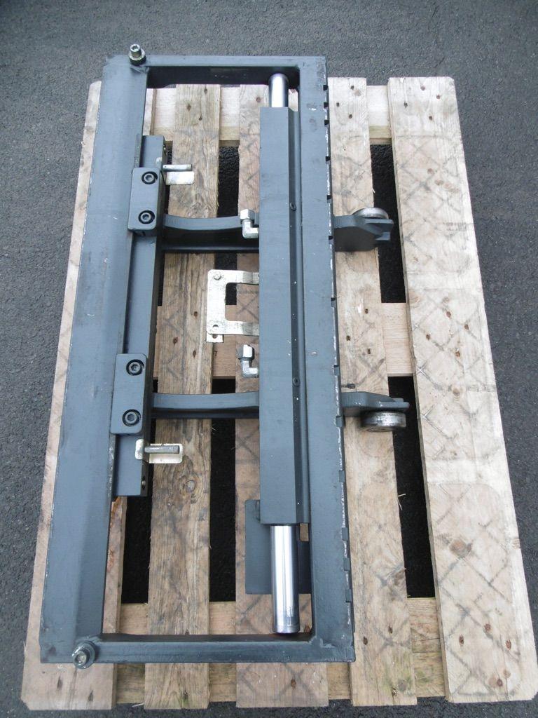 Linde Integrierter Seitenschieber für Triplex, M181-391, M181-386  Gabelträger www.nortruck.de