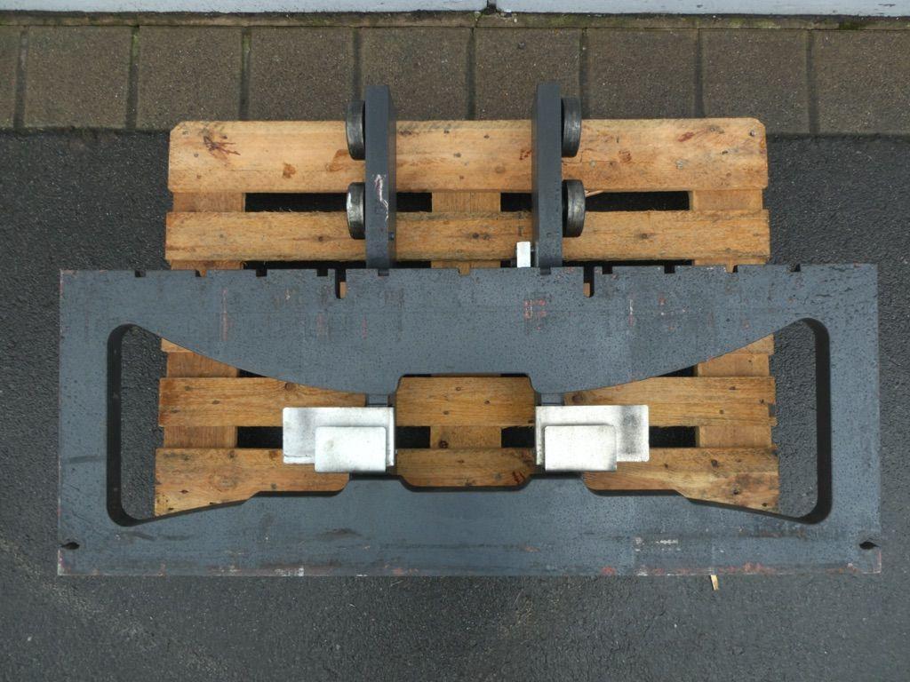 Linde Gabelträger für Triplex M189-394, M1516-388 Gabelträger www.nortruck.de