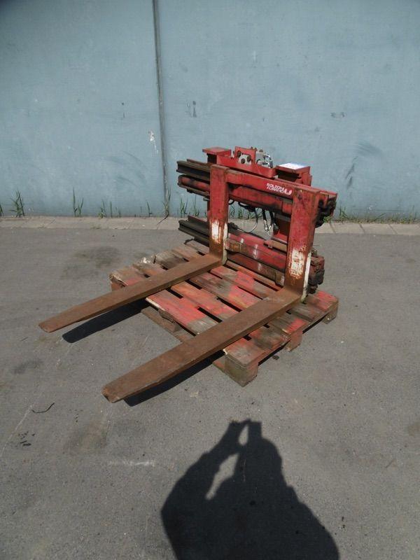 Bolzoni KS22H6B11-136 Klammergabel www.nortruck.de