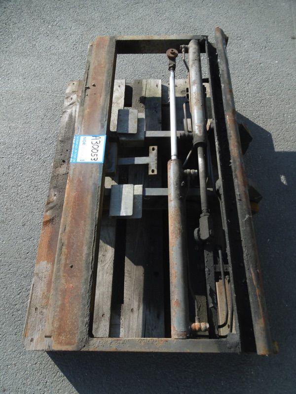*Sonstige Hagabergs D3-35/1250 Zinkenverstellgerät www.nortruck.de
