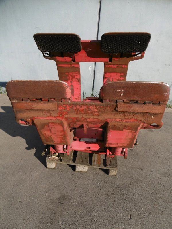 Bolzoni RA-350NL Papierrollenklammer www.nortruck.de