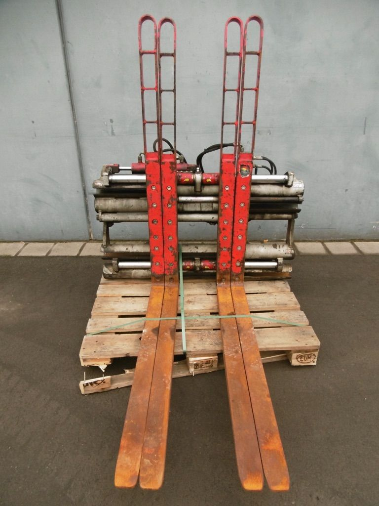 Durwen DPK 35C Doppelpalettengabel www.nortruck.de