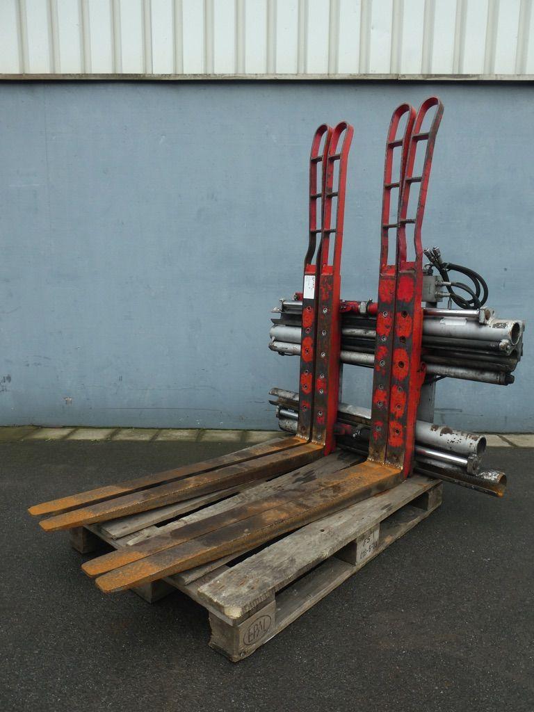 Durwen DPK 30C Doppelpalettengabel www.nortruck.de
