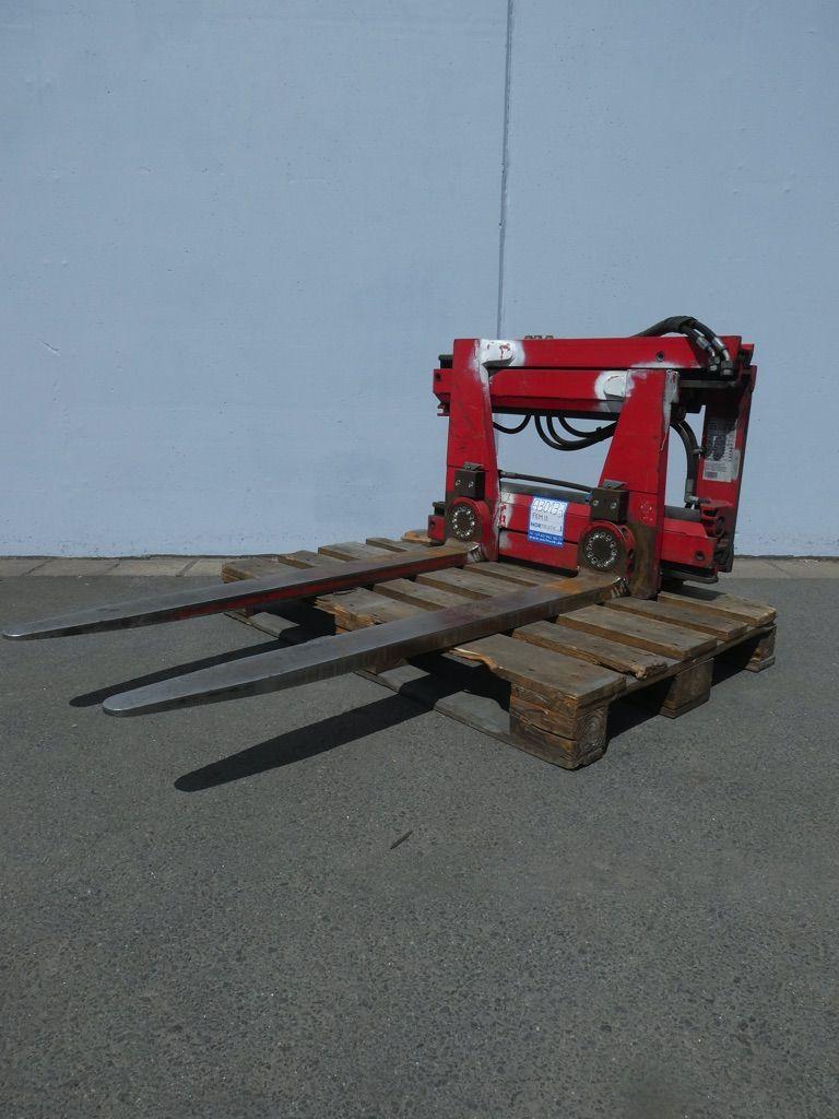 Bolzoni KS10D6A Drehgabelklammer www.nortruck.de