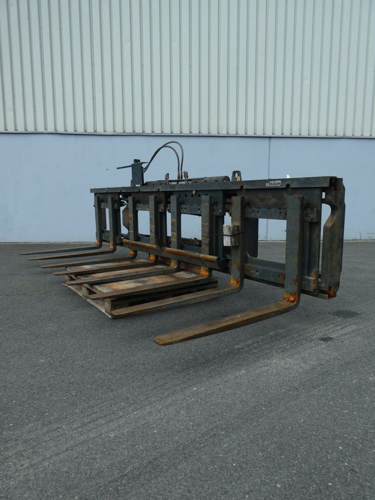 Kaup 6T254L Vierfach Seitenschieber Seitenschieber www.nortruck.de