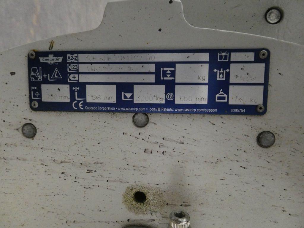 Cascade 30H-RDP-B1X1-317-RO Papierrollenklammer www.nortruck.de