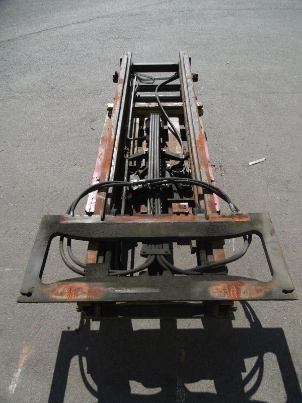 Linde M181 BR 386 Duplex www.nortruck.de