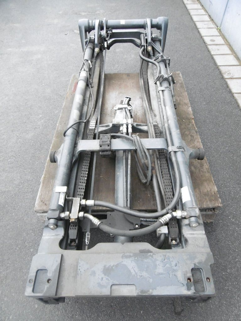 Linde M1500  BR1120 Triplex www.nortruck.de