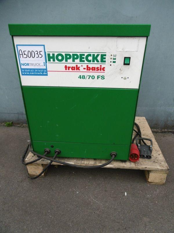 Hoppecke D400 G48V/70A B-F15FS Ladegerät www.nortruck.de