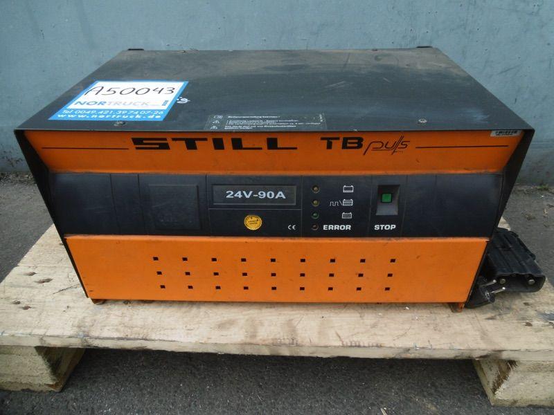 Still E230 G24V/90A TBP Ladegerät www.nortruck.de
