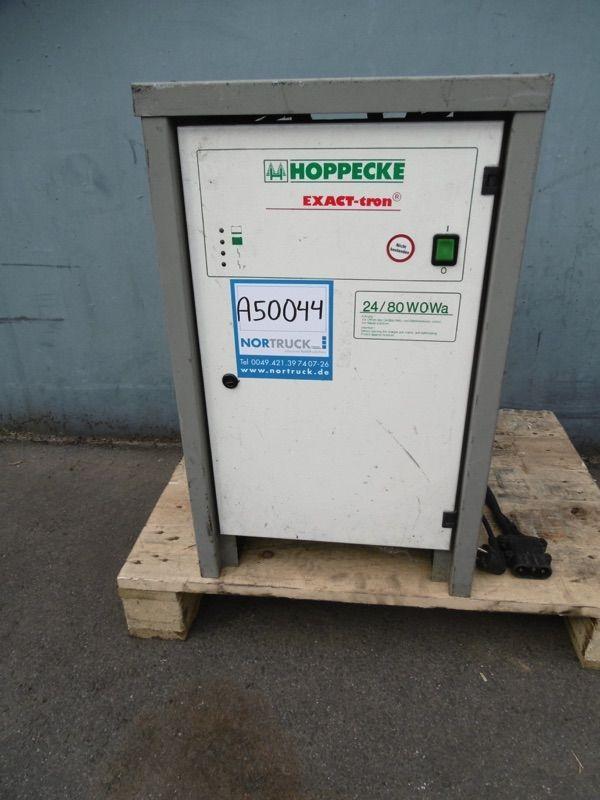 Hoppecke E230 G24V/80A  B-F2MT Ladegerät www.nortruck.de