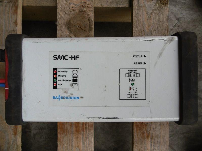 *Sonstige SMC-HF 24V/60A Ladegerät www.nortruck.de