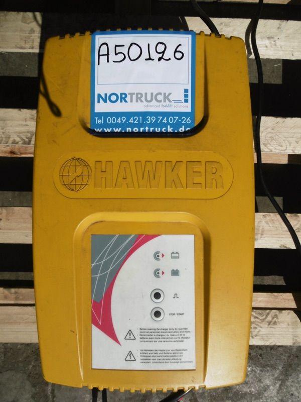 Hawker 24V/80A Ladegerät www.nortruck.de