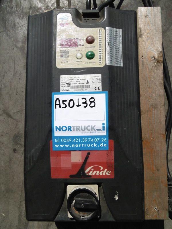 Linde LC3 24V/120A Ladegerät www.nortruck.de
