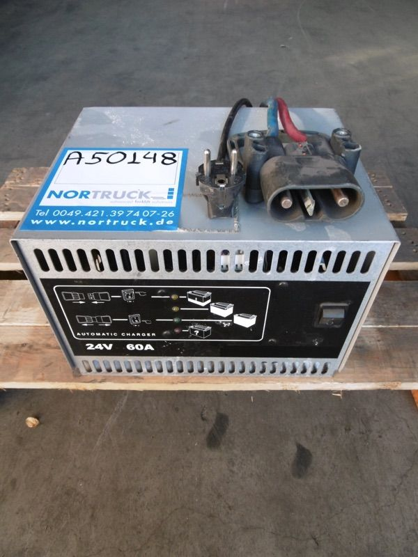 *Sonstige Micropower STC 24V/60A Ladegerät www.nortruck.de