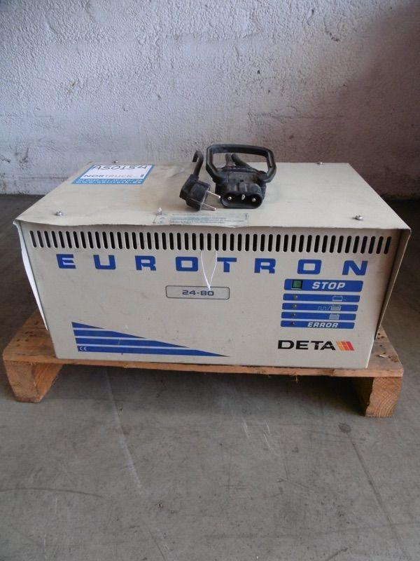 *Sonstige Eurotron E230 G24V/80A B-FNI Ladegerät www.nortruck.de