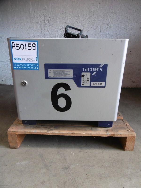 *Sonstige Tricom E230 G24V/90A B2-FML Ladegerät www.nortruck.de