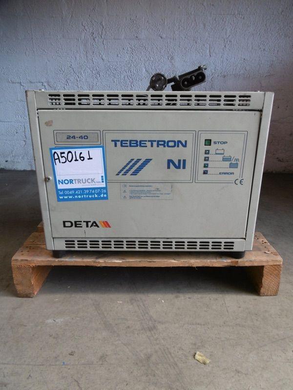 Tebetron 24V/40A Ladegerät www.nortruck.de