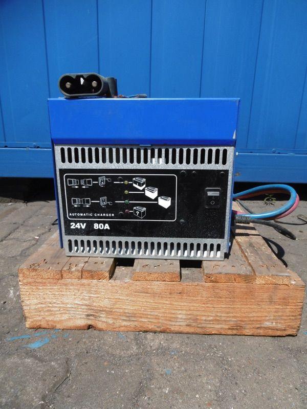 *Sonstige Micropower STC 24V/80A Ladegerät www.nortruck.de