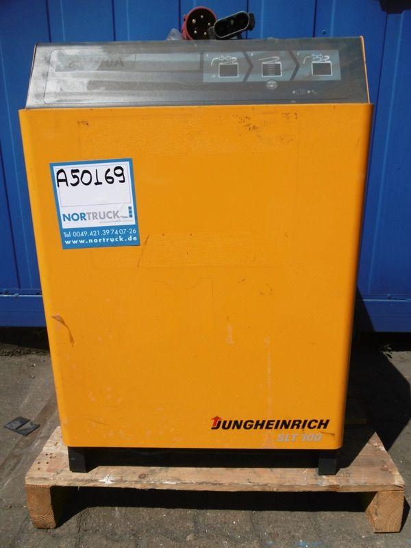Jungheinrich D400V G24V/70A B-SLT 100 Ladegerät www.nortruck.de