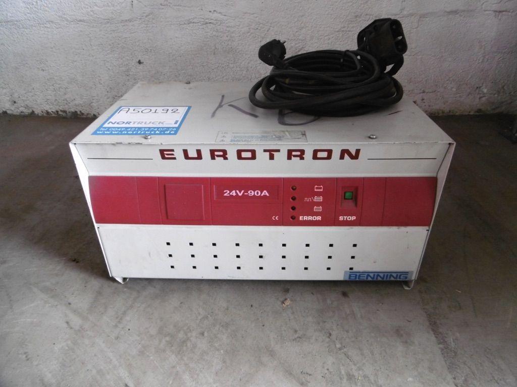 *Sonstige Eurotron E230 G24V/90A B-FENIO Ladegerät www.nortruck.de